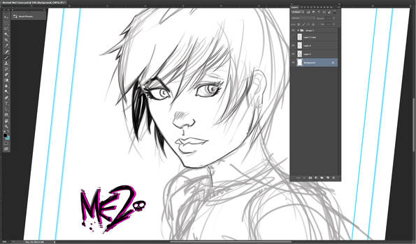 Me2 New Cover Digital Inks