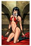 Vampirella Print