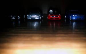 BMW Auto Miniature by HiticasOvi