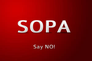 SAY NO TO SOPA by HiticasOvi