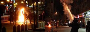 Bucharest revolution 2012