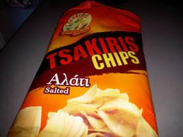 TSAKIRIS CHIPS by HiticasOvi