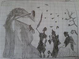 The Deathly Hallows by VelvetCrowbar