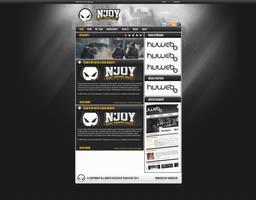 Team Njoy webdesign