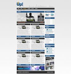 Team Up webdesign