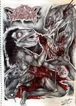Infant Annihilator Album Cover Design