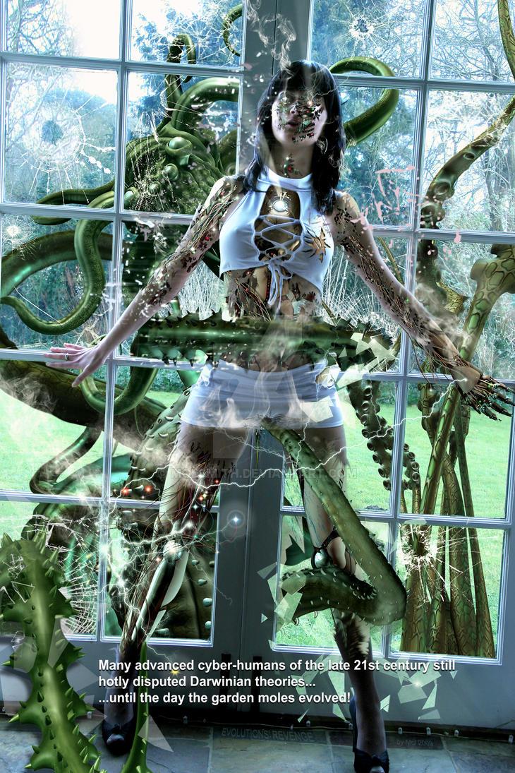 Evolution's Revenge by molsmith