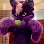 my rad fursuit by p-iix