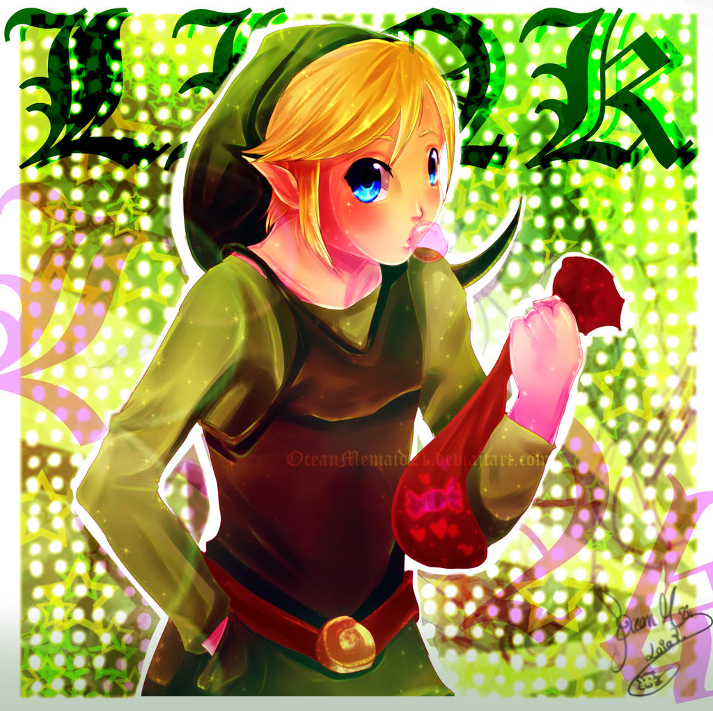 ::Toon Link:: by Niina-xan
