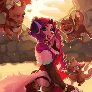Yoko dragon trainer