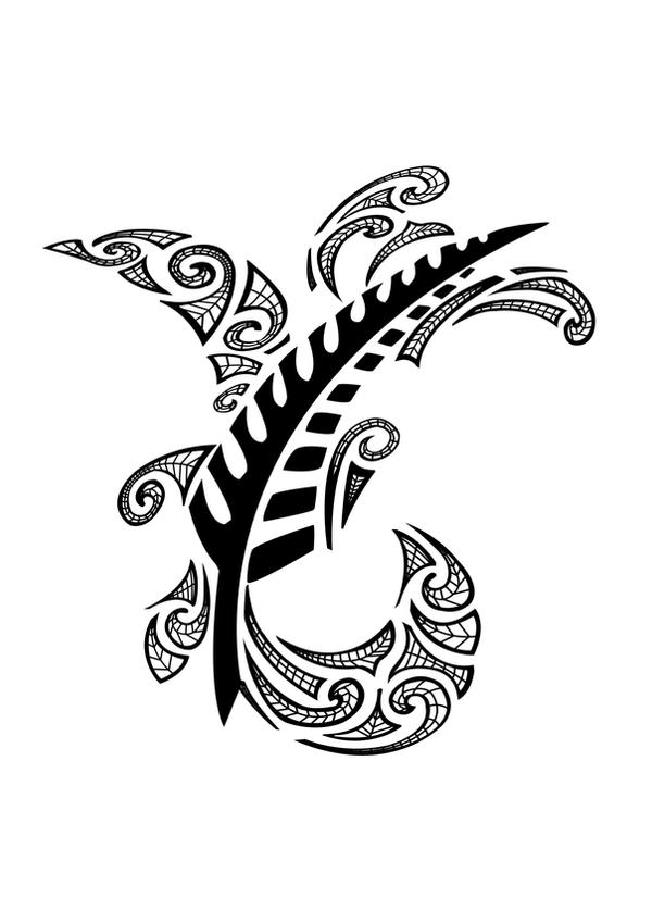 New Zealand Maori Tattoo Designs
