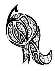 Maori Tattoo Design 2 by ChrisM116