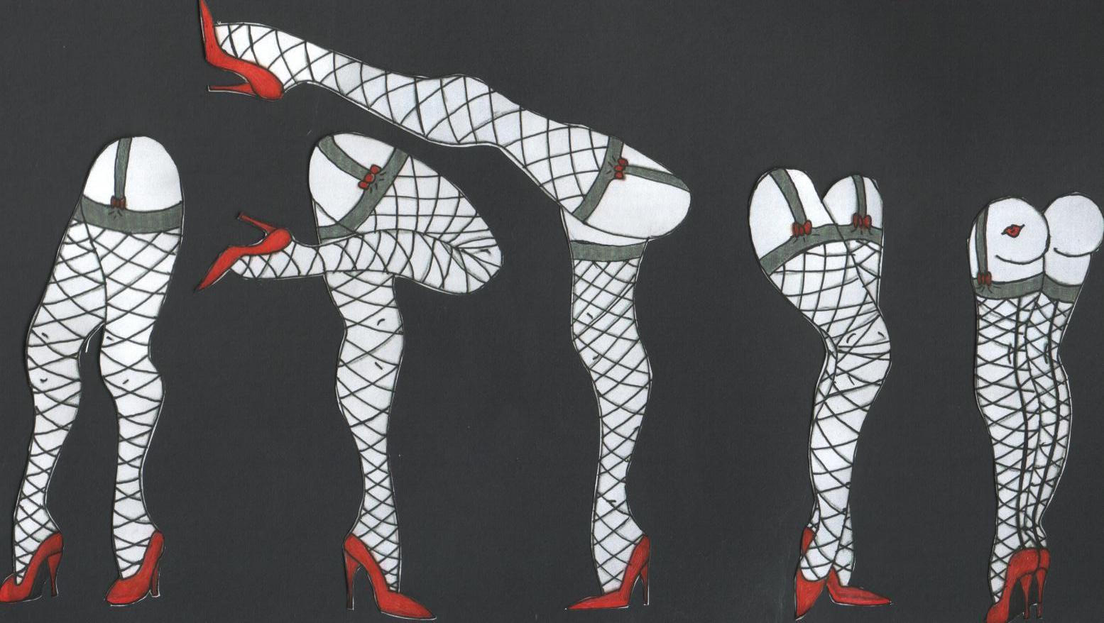 Rocky Horror Picture Show Paintings