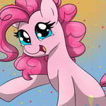 pony no.2 Pinkie pie
