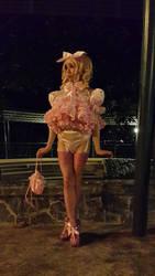 Prissy sissy in public by urobolus83