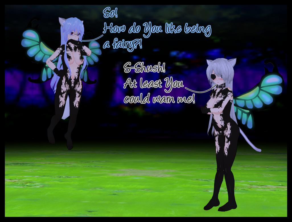 Tale of Fairies by error010255