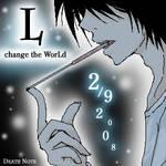 L - change the WorLd