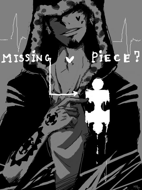 OP:Have you seen my one piece? by kittykatkanie