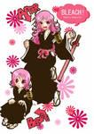 Bleach: Yachiru's future by kittykatkanie