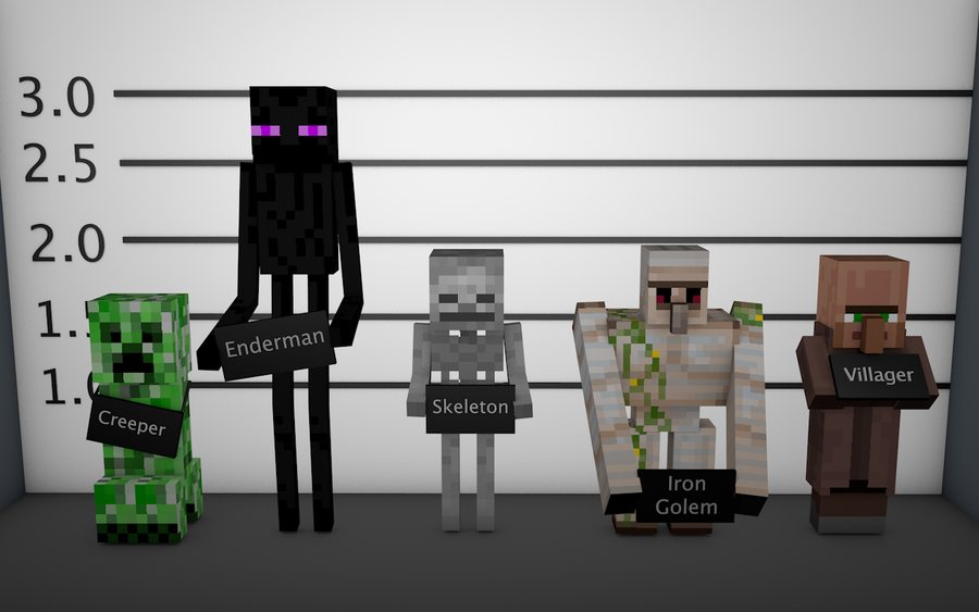 how to find mobs in minecraft