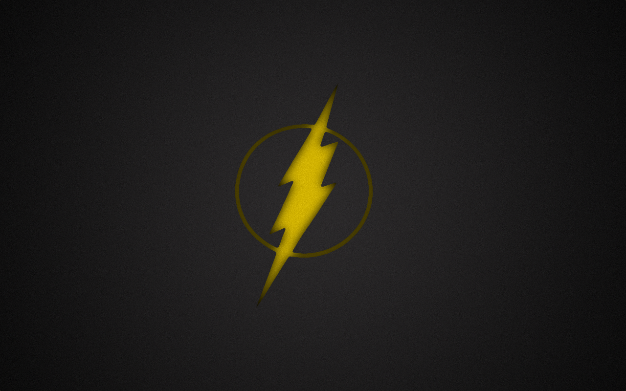 flash logo mobile wallpaper