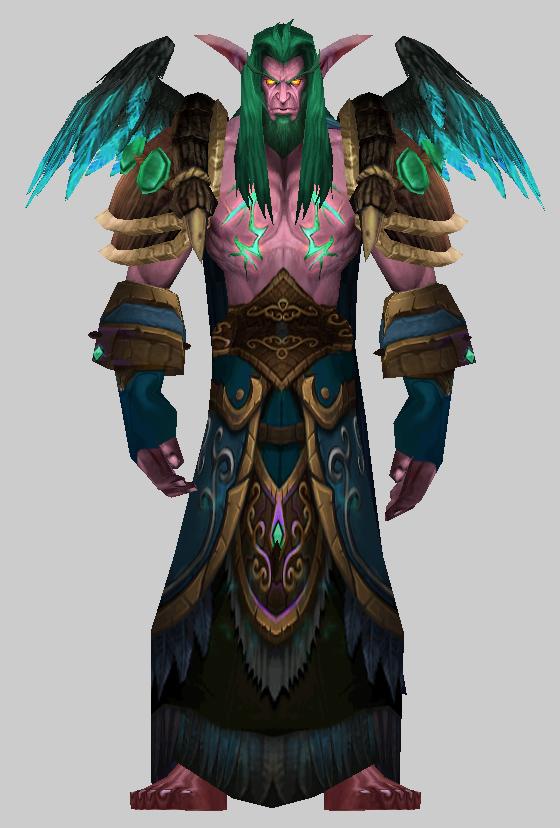 Archdruid Fandral Staghelm by arcane-villain