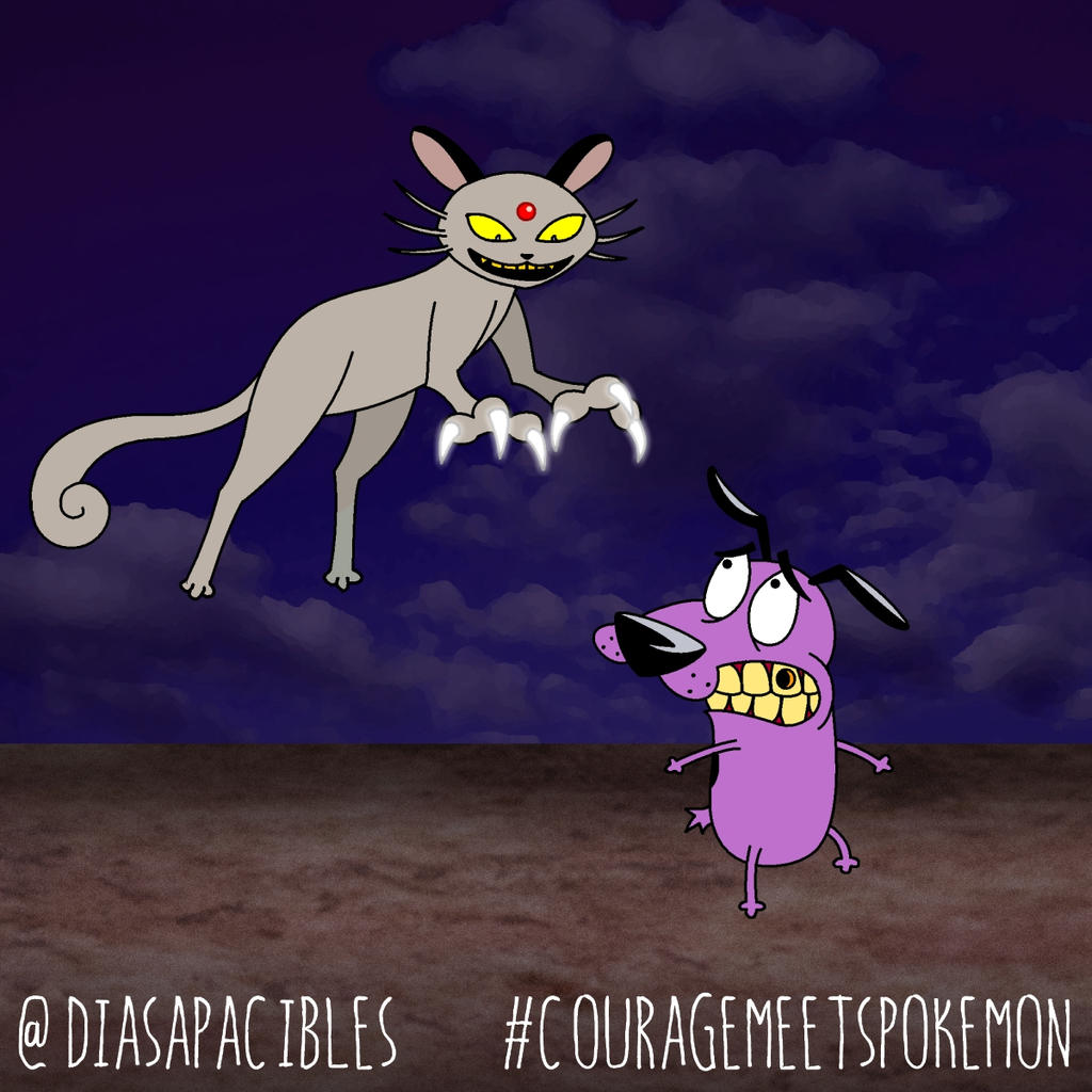 Courage The Cowardly Dog Dragon Food