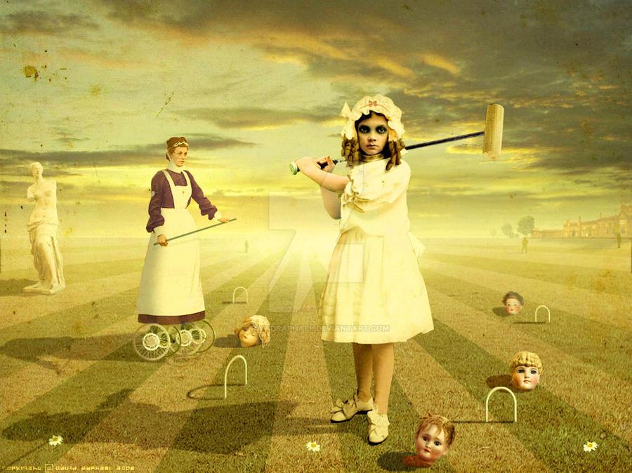 Genesis - Nursery Cryme by davidraphael