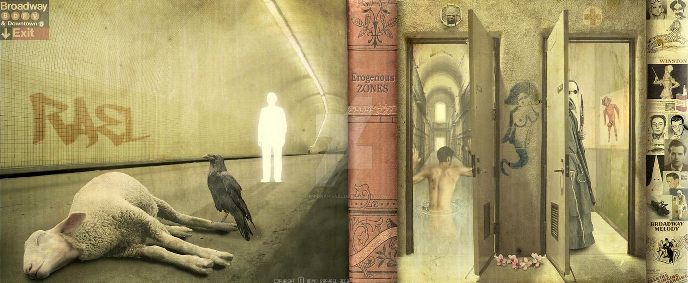 Genesis - Rael. The Lamb by davidraphael