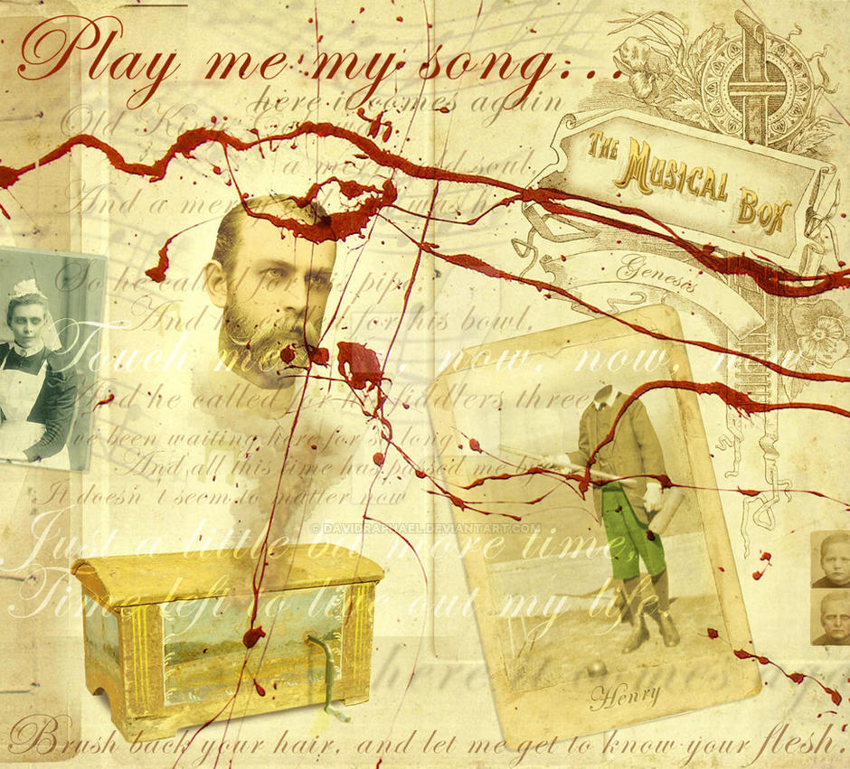 Genesis - The Musical Box by davidraphael