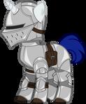 Pony Souls:  Equestrian Knight