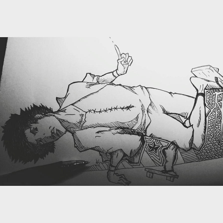 Samurai Champloo Mugen by DudeEatWorld