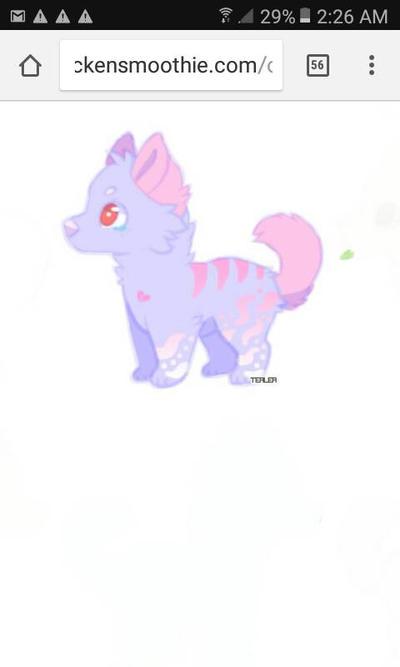 new oc!! by KittyClawTSH