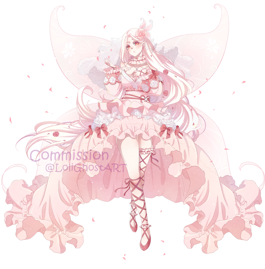 commission- Maika by LoliGhost