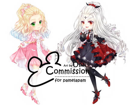 Commission for pamelapam