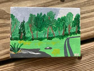 Tiny canvas
