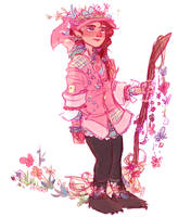 Witchsona by Dellbelle39