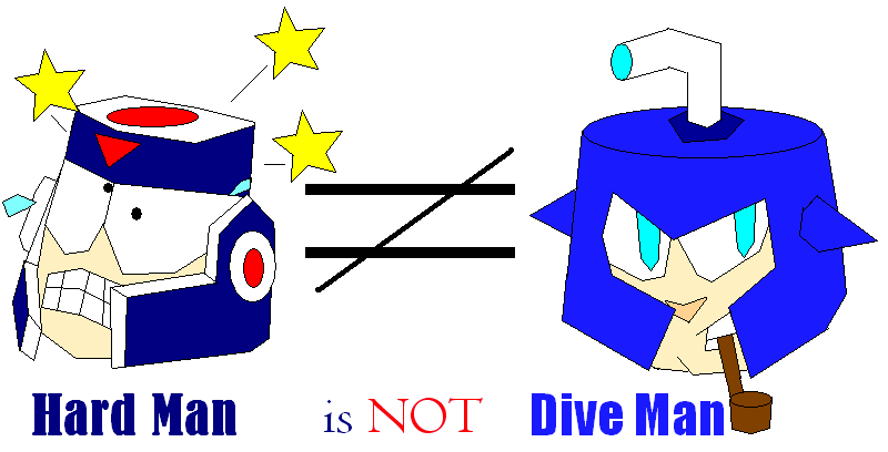 Hard Man is NOT Dive Man by Greasiggy