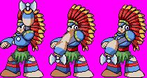 Tomahawk Man Medium Punch REDO by Greasy-LucarioYun