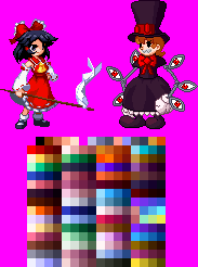 Burning Stagger's Sprite Lair Peacock_touhou_styled_by_greasiggy-d55udom