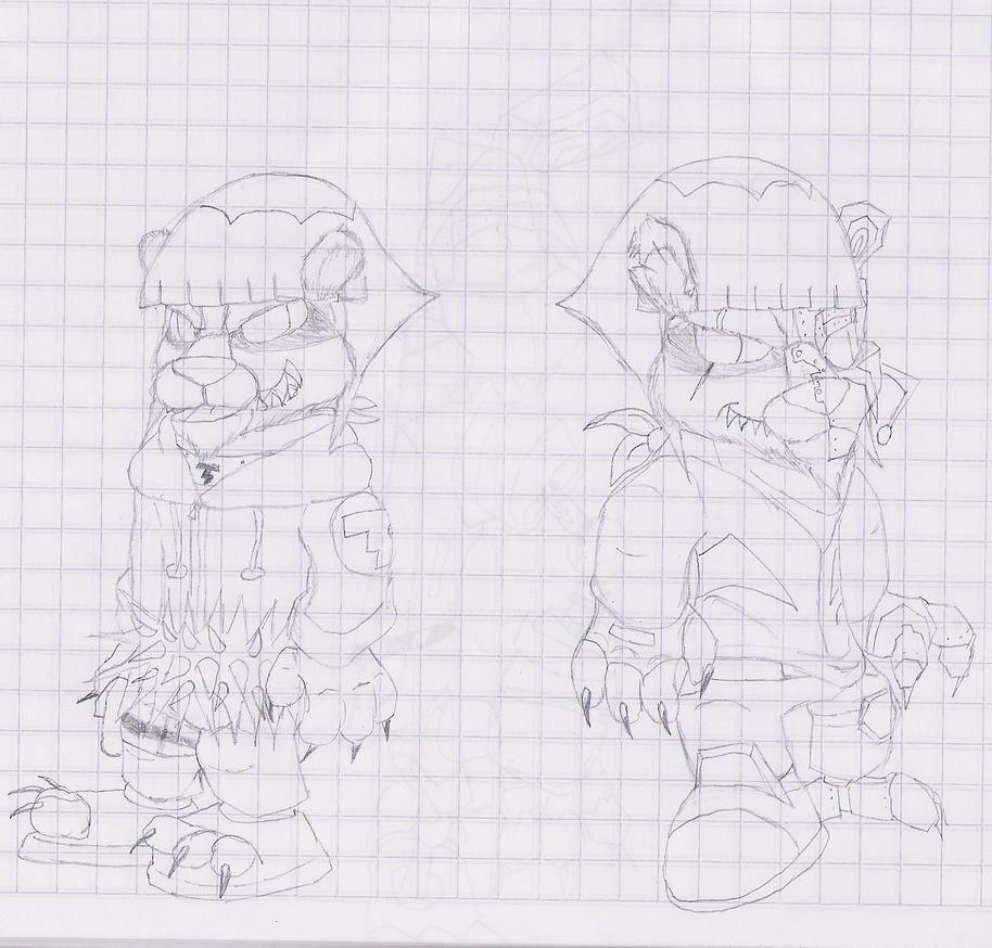 Hinatediz Hyugabear References by Greasy-LucarioYun