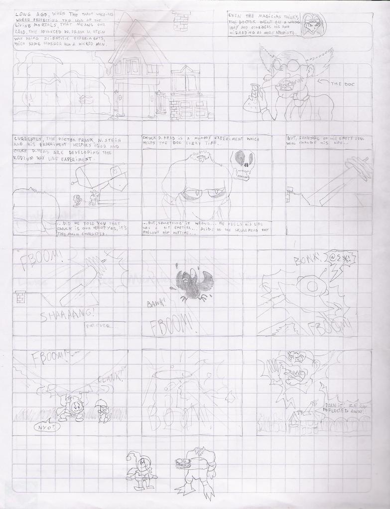 Magical Decap Drop Attack - Page 1 by Greasy-LucarioYun