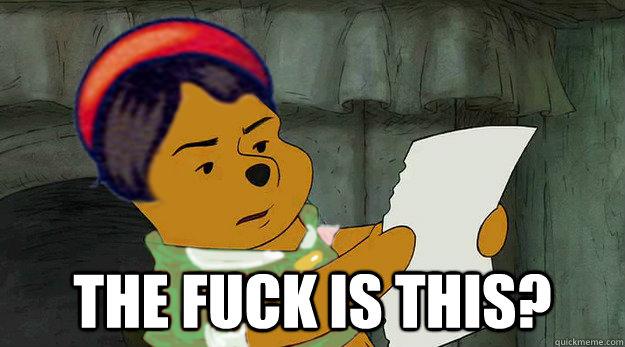 Ado the Pooh meme by Greasy-LucarioYun