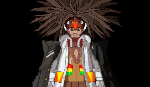 DR Sprite Edit - Shaman Monkey by Greasy-LucarioYun