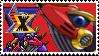 Blaze Bullfrog Stamp by Greasy-LucarioYun