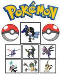 Lucifer's Pokemon Team