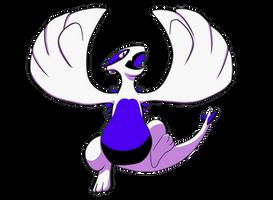 Lugia - Pokemon Silver by GdGreat