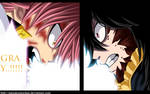 Fairy Tail Natsu Vs Mard geer
