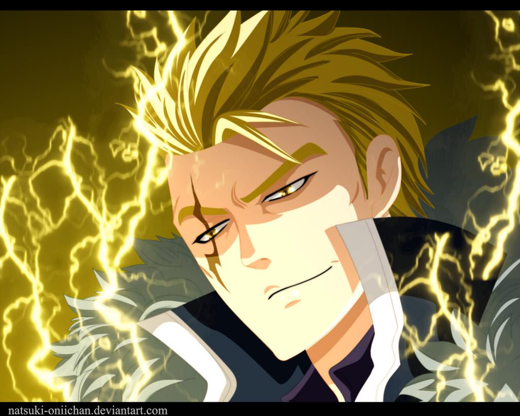 Fairy Tail 447 Laxus Return by natsuki-oniichan on DeviantArt