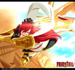 Fairy Tail 458  Erza Nakagami Armor
